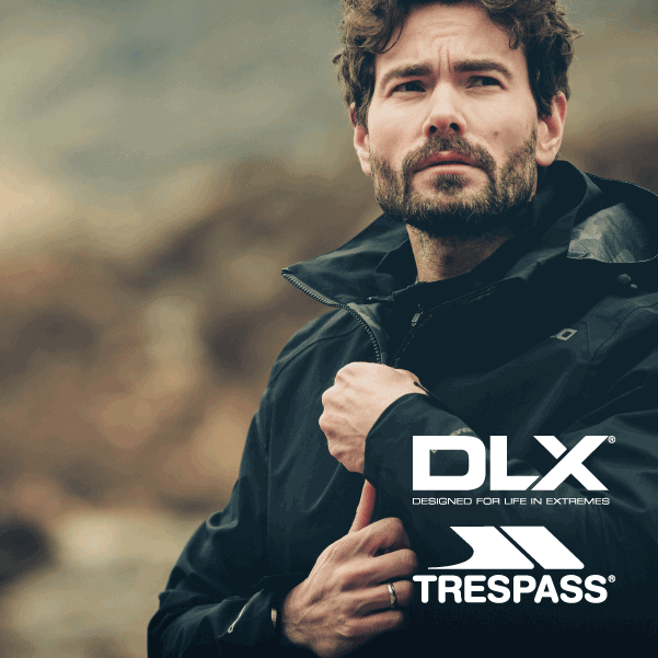 Neue Kollektionen von DLX und Trespass