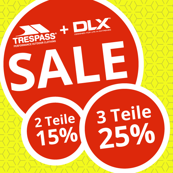 Sale Trespass und Dlx